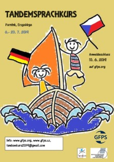 [Photo] Plakat_Tandem_cz_de_2019