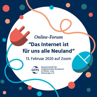 [Photo] Online Forum Februar 2021